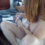 Strip with amberspanks