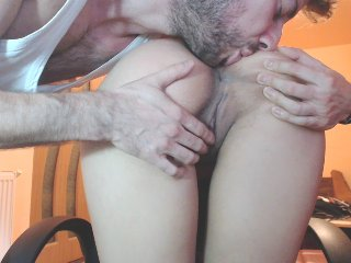 Men being dominated in the ass