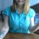 Hot cam girl Anchousss