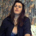 Web cam show Milana20
