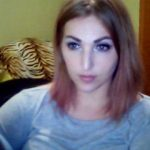 Hot cam girl evasomova