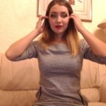 Cyber girl HollyRusya