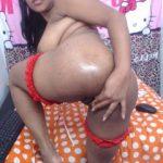 Hot cam girl XHotEbonyX