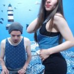 Cam show with krisandh